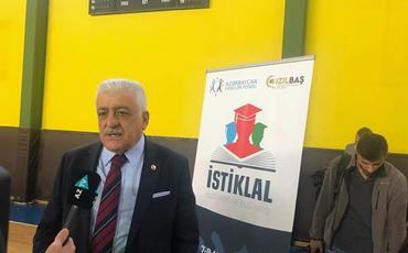 """İstanbulda Bayraq gününə həsr olunan """"İSTİQLAL"""" Beynəlxalq Bilik Yarışmasına start verildi – Gənclər Fondunun dəstəyi ilə"""
