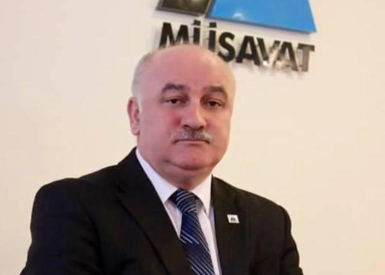 Arif Hacılı jurnalistlərdən qorxdu, partiya qərargahına gəlmədi