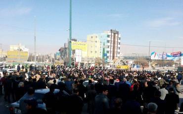 İranda benzinin bahalaşmasına qarşı etirazlarda 180 nəfər saxlanılıb