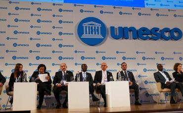UNESKO baş qərargahında Mədəniyyət nazirlərinin birinci Forumu keçirilir