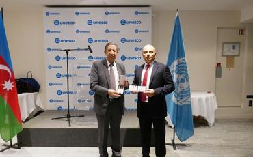 Parisdə UNESCO üzrə Azərbaycan Milli Komissiyasının yaradılmasının 25 illiyi təntənəli şəkildə qeyd olunub
