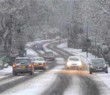 BDYPİ sürücülərə XƏBƏRDARLIQ etdi: Dağlıq ərazilərdə yollar buz bağlaya bilər