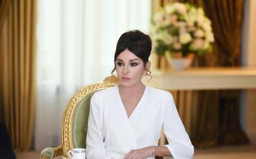 Mehriban Əliyeva Azərbaycan Ordusunun növbəti qələbəsi münasibəti ilə xalqı təbrik edib