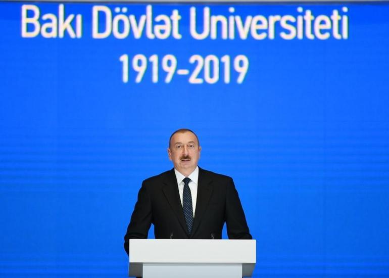 Azərbaycan Prezidenti: Biz nəinki ölkə daxilində, dünya miqyasında bu gün çox önəmli ölkəyə çevrilmişik