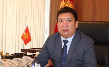 Janat Beyşenov: TRACECA dəhlizi ilə Qırğızıstandan bir milyon tonadək yük daşınıb