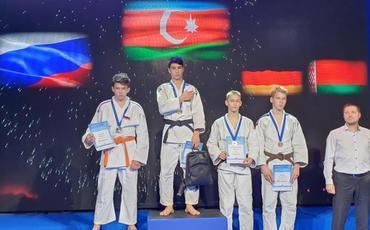 Cüdoçularımız beynəlxalq turnirdə 3 medal qazanıblar