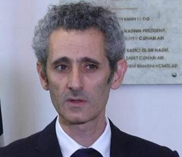 Səfir: Fransa ATƏT Minsk qrupundakı roluna sadiqdir