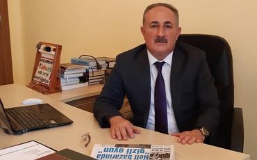 """""""Dövlətini sevən hər kəs yeniləşməyə öz töhfəsini verməlidir"""""""