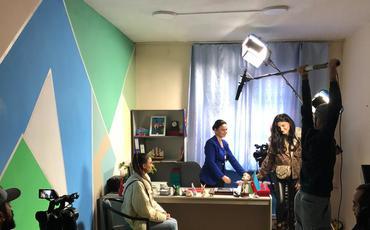 İnsan Alverinə Qarşı Mübarizəyə həsr olunan film çəkildi