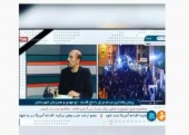 """""""Süleymani Ermənistana böyük dəstək göstərib"""" - İran televiziyasından etiraf"""