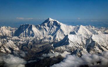 Everestdə bitki örtüyünün sahəsi artır