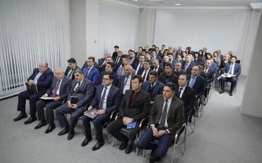 Mənzil İnşaatı Dövlət Agentliyində 2019-cu il ərzində fəaliyyətinin nəticələrinə həsr olunmuş hesabat iclası keçirildi