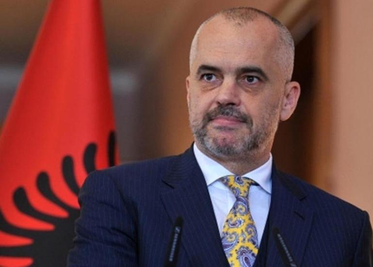 Albaniyanın Baş naziri: TAP Avropada strateji layihələrdən biridir