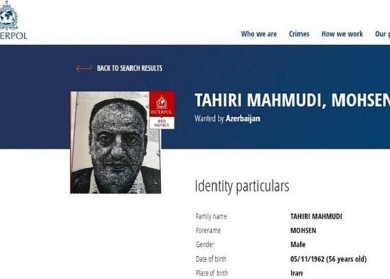 Azərbaycanın axtarışa verdiyi həkim İranda tutuldu