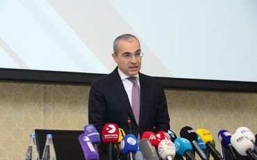 Mikayıl Cabbarov: Azərbaycanda yoxsulluq səviyyəsi dəfələrlə azalıb