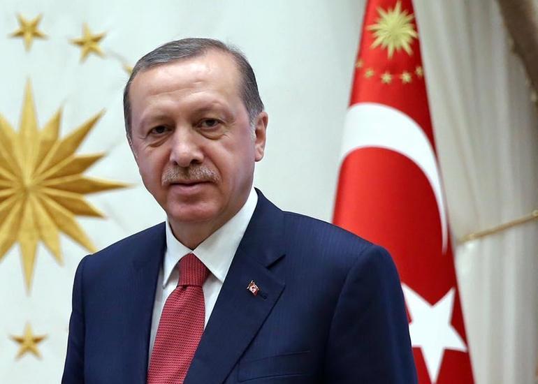 """Ərdoğan: """"Türkiyə tərəfindən 57 ölkəyə tibbi ləvazimatlar göndərilib"""""""