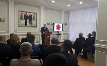 20 Yanvar faciəsi qurbanlarının xatirəsi Minskdə də yad edilib