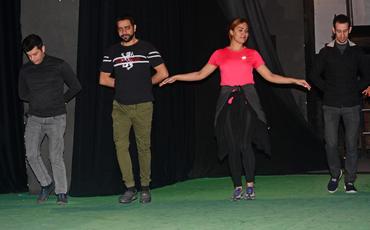 Gənc Tamaşaçılar Teatrı Əməkdar artist Almaz Mustafayevanın yubileyinə hazırlaşır