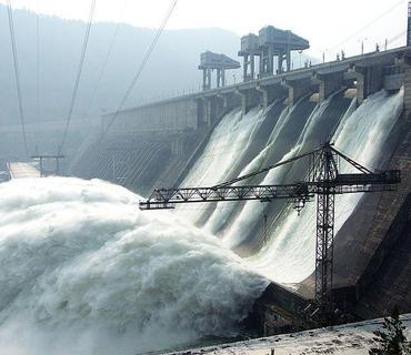 Fransada ən güclü su elektrik stansiyası fəaliyyətini dayandırdı