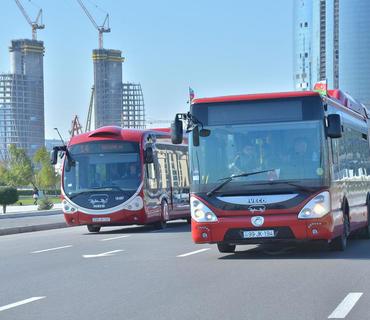 3 marşrut xətti üzrə avtobusların hərəkət sxemi dəyişdirilib