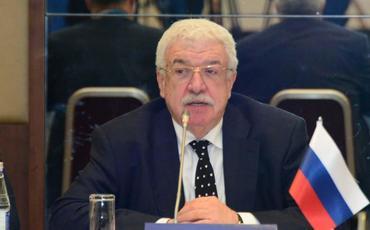 Mixail Qusman Prezident İlham Əliyevə təşəkkür edib