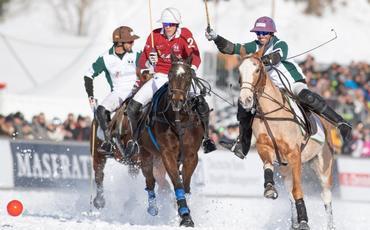 Azərbaycan atları İsveçrə tamaşaçılarını heyran etdi