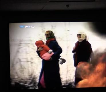 Los Ancelesdə Ermənistanın təcavüzkarlığını ifşa edən sənədli film nümayiş etdirilib