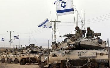 İsrail ordusu Qəzzanı vurdu