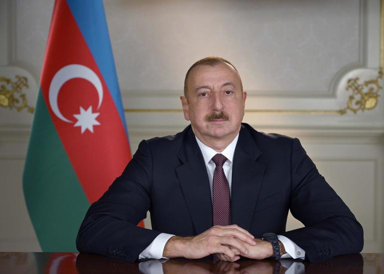 Almaniya Prezidenti Frank-Valter Ştaynmayer Prezident İlham Əliyevi təbrik edib