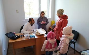 500-dən çox Quba sakini ödənişsiz tibbi aksiyadan yararlanıb