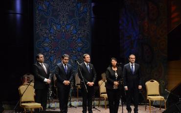 """Beynəlxalq Muğam Mərkəzində """"Gəncləşən muğam"""" layihəsinin növbəti konserti təqdim edildi"""