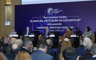 STM bir ildə: hesabat, görülən işlər, tədqiqatlar və planlar