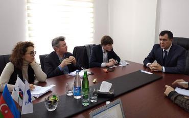 Avropalı jurnalistlər BAXCP-də