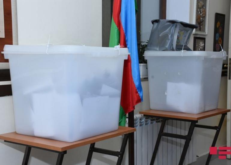 Parlament seçkilərində 118 seçki dairəsində ilkin nəticələr açıqlanıb