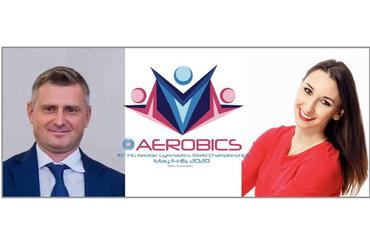 Bakıda keçiriləcək aerobika gimnastikası üzrə dünya çempionatının səfirləri açıqlanıb