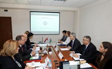 Serbiya ilə sosial təminat sahəsində əməkdaşlığa dair müzakirələrə başlanıb