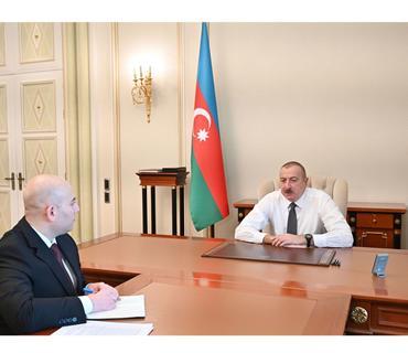 Prezident İlham Əliyev: Bakıda ən müasir texnologiyalar tətbiq edilməlidir