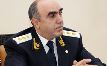 Baş prokuror Zakir Qaralov Şirvan və Sabirabad sakinlərini qəbul edəcək
