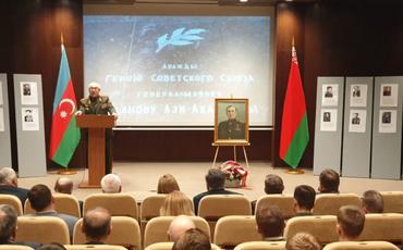 Minskdə Həzi Aslanovun 110 illiyi təntənəli şəkildə qeyd edilib