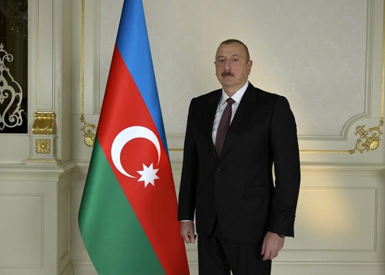 Prezident İlham Əliyev BMT Baş Assambleyasının yeni Sədrini təbrik edib