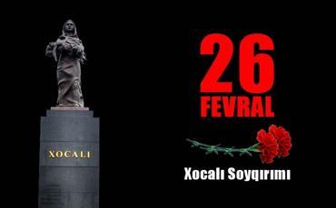İstanbulda Xocalı soyqırımı ilə bağlı yürüş keçiriləcək