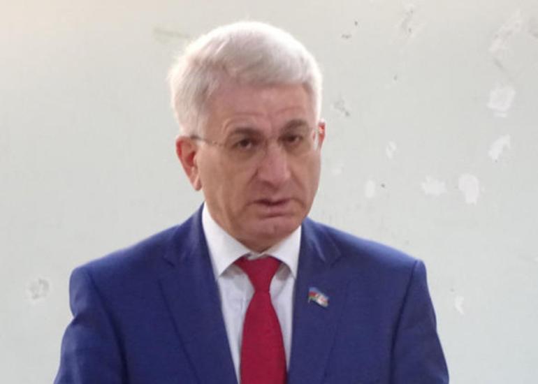 Bəxtiyar Əliyev: Azərbaycanda məcburi köçkünlərlə iş ardıcıl və planlı sürətdə həyata keçirilir