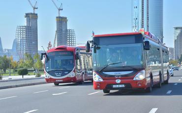 Metrodakı sərnişin sıxlığına görə əlavə avtobuslar cəlb edilir - BNA
