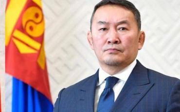 Çin səfərindən qayıdan Monqolustan prezidenti karantinə alındı