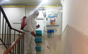 Paytaxtda tibbi-profilaktik və dezinfeksiyaedici tədbirlər aparılılır