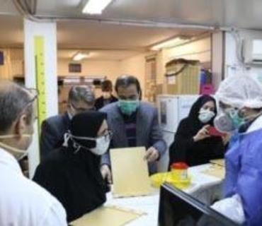 İranda ötən sutka koronavirus daşıyıcılarının sayı 3 mindən çox artıb