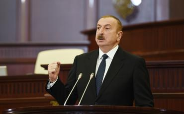 Altıncı çağırış Azərbaycan Respublikası Milli Məclisinin ilk iclası keçirilib