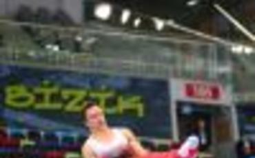 Bakıda idman gimnastikası üzrə Dünya Kubokunun birinci günü start götürüb