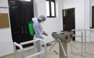 DANX-da koronavirusa qarşı profilaktik tədbirlər görülür