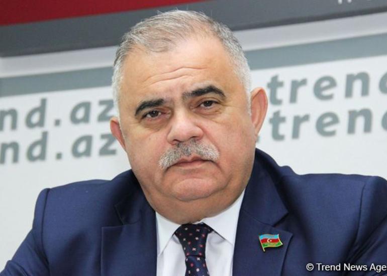 Arzu Nağıyev: Milli Məclis rəhbərliyinin çoxpartiyalılıq prinsipi əsasında formalaşması mühüm önəmə malikdir